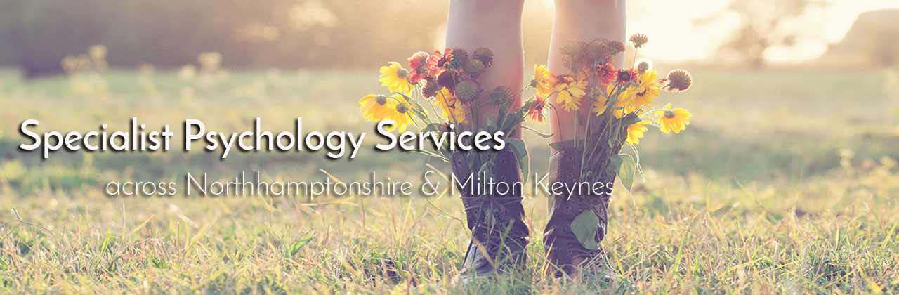 specialist psychology services across Northampton & Kettering